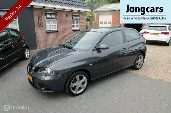 Seat Ibiza 1.6-16V Sport 118.000km cruise airco