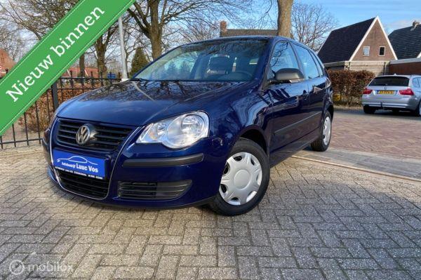 Volkswagen Polo 1.2 Trendline, Airco, 5 Drs
