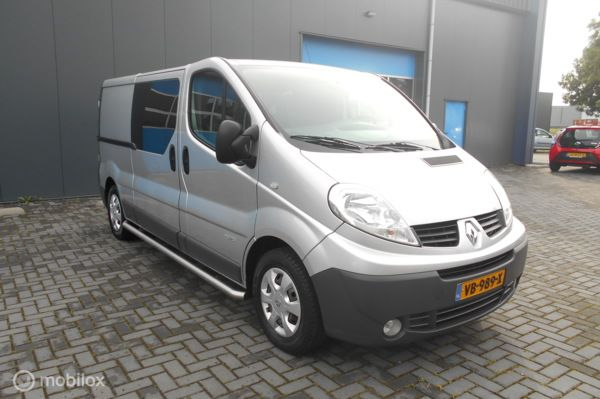 Renault Trafic 2.0 dCi T29 L2H1 CRUISE,NAVIGATIE,PDC,AIRCO
