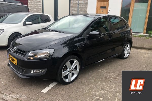 Volkswagen Polo Match 1.2 TSI BlueMotion Highline