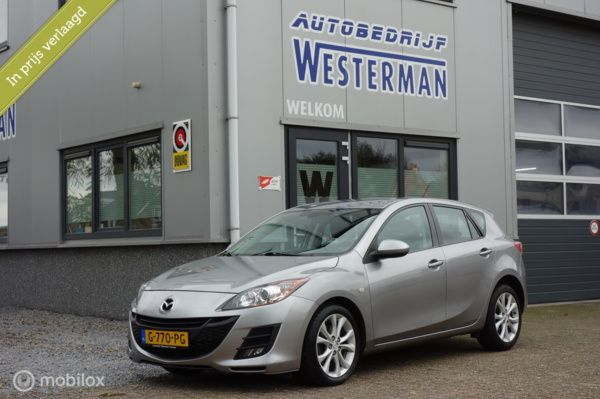 Mazda 3 2.0 GT-L Automaat Clima Cruise 17