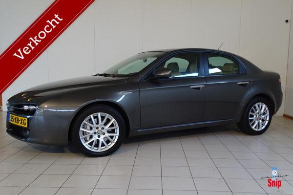Alfa Romeo 159 3.2 JTS Q4 Q-tronic Distinctive  Full Option.