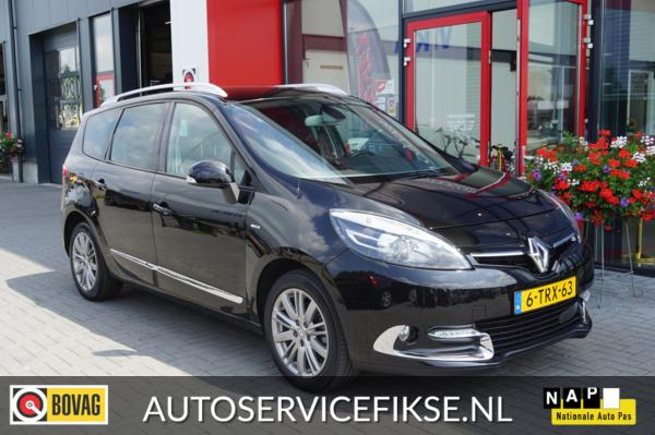 Renault Grand Scenic 1.2 TCe BOSE 7 PERS. NAVI CLIMA CRUISE
