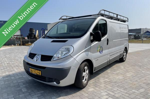 Renault Trafic 2.5 dCi T29 L2H1 Imperiaal/Airco/Ladder! NAP!