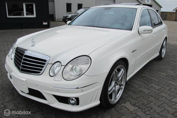 Mercedes e klasse  E 55 AMG, YOUNGTIMER E63 model, 81800 km