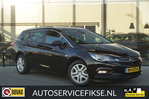 Opel Astra Sports Tourer 1.6 CDTI Business+ NAVI - PARKEERHULP
