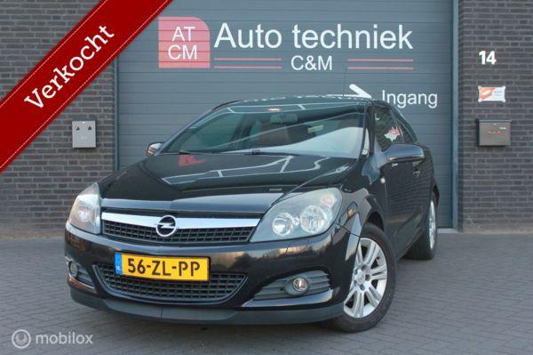 Opel Astra GTC 1.6 Business/executive/panorama/leder/airco!