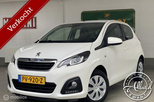 Peugeot 108 1.0 e-VTi Active | 5 drs | Led | Airco |