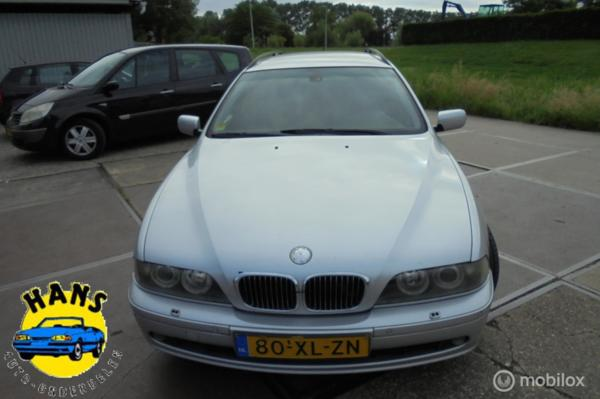 BMW 5-serie Touring 530d 2000 - 2004