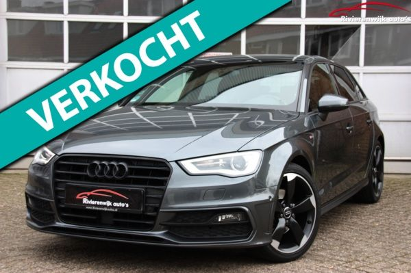 Audi A3 Sportback 1.4 TFSI CoD Ambition Pro LineS Pano, Aut7