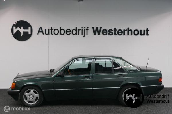 Mercedes 190-serie 1.8 E Class Prachtige auto