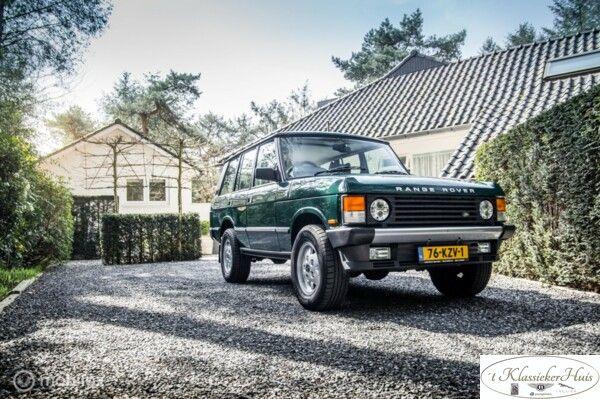 Land Rover Range Rover 3.9 V8i Vogue SE RHD