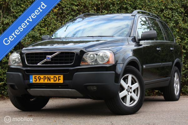 YOUNGTIMER Volvo XC90 2.5T aut Momentum 7-zits dealeronderh