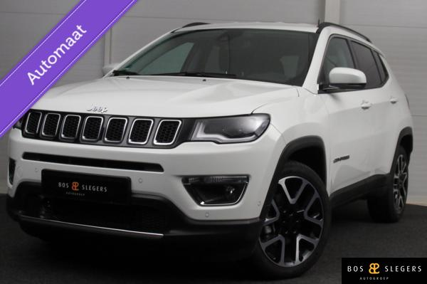 Jeep Compass 1.3T Limited Navi/Cruise/Climate/Camera/Stoel verw.