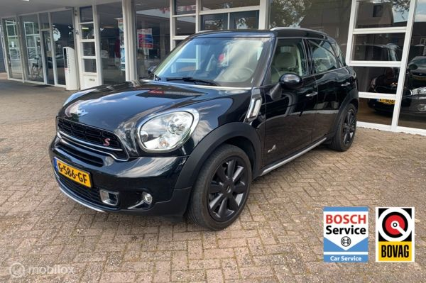 Mini Countryman 1.6 Cooper S ALL4 Chili, Xenon, Navi, Leer..
