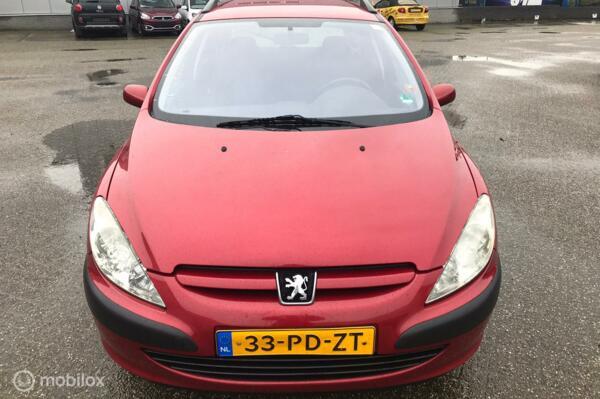 Peugeot 307 Break 2.0-16V XS