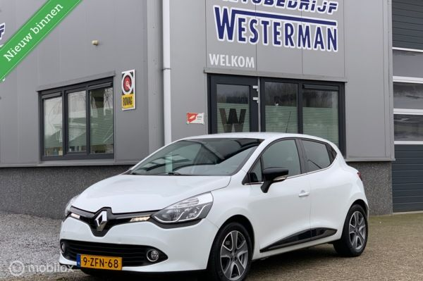 Renault Clio 0.9 TCe ECO Night&Day Navi Airco Lmv etc.