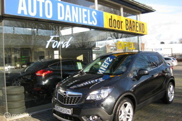 Opel Mokka 1.4 T  XENON NAVI SCHUIF/KANTELDAK Rijklaarprijs!