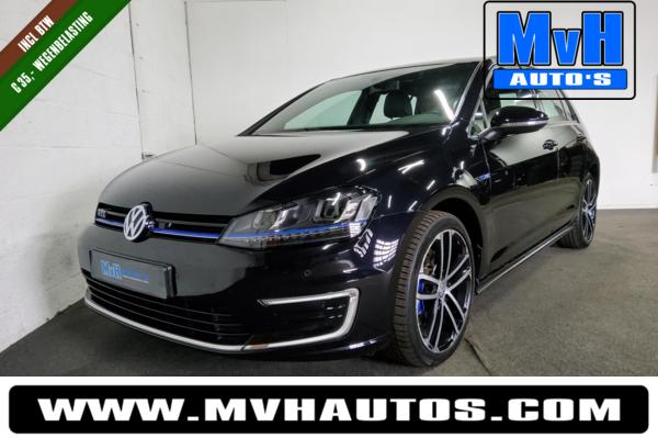 Volkswagen Golf 1.4 TSI GTE |LEER|CARPLAY|AFN.TREKHAAK|INCL.BTW