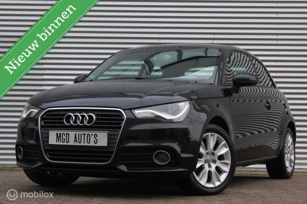 Audi A1 1.4 TFSI Ambition /XENON/LED/NAVI/CRUISE/STOELVERW./BLUETOOTH!