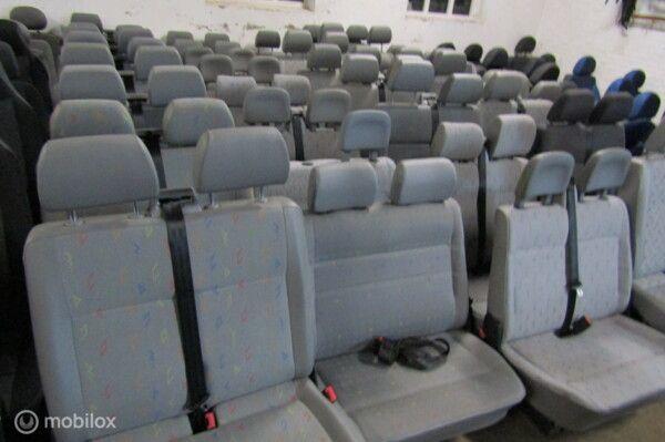 Bestuurdersstoel bijrijdersstoel bank Transporter T5 T6