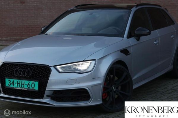 Audi S3 Sportback Abt The Shooting Star Project 400PK Abt Limited Edition