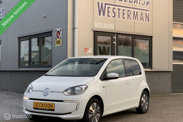 Volkswagen Up! e-up! Clima Cruise Navi €2000 Subsidie mogelijk