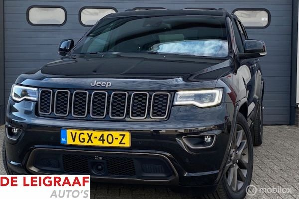 Jeep Grand Cherokee 3.0 CRD 75th Anniversary[VERKOCHT]