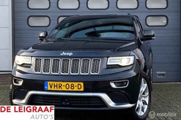 Jeep Grand Cherokee 3.0 CRD Summit Aut [VERKOCHT]