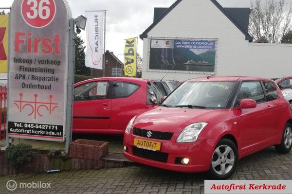 Suzuki Swift III 1.5 Exclusive Automaat