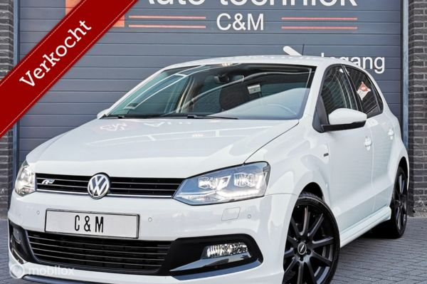 Volkswagen Polo 1.2 TSI Edition R-Line/Cruise/Led/Pdc/Vol
