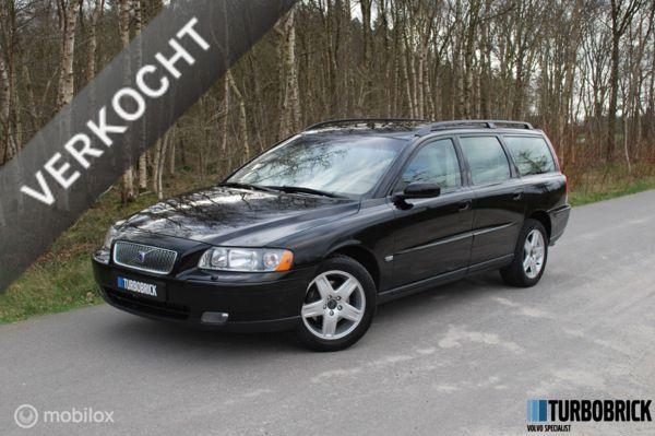 Volvo V70 2.4 Edition II