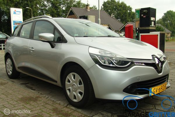 Renault Clio Estate 1.5 dCi ECO Expression