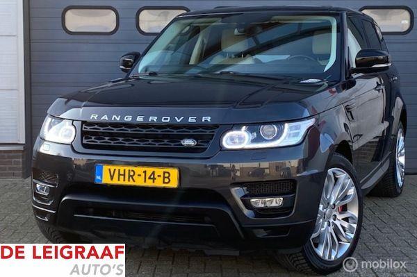 Land Rover Range Rover Sport 3.0 SDV6 HSE  grijs kenteken