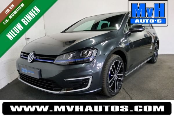 Volkswagen Golf 1.4 TSI GTE ConnectedSeries|2016|TREKHAAK|EXCL.BTW