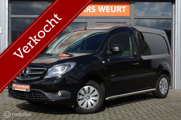 Mercedes Citan 111 CDI BlueEFFICIENCY 107.906 KM*1E EIGENAAR