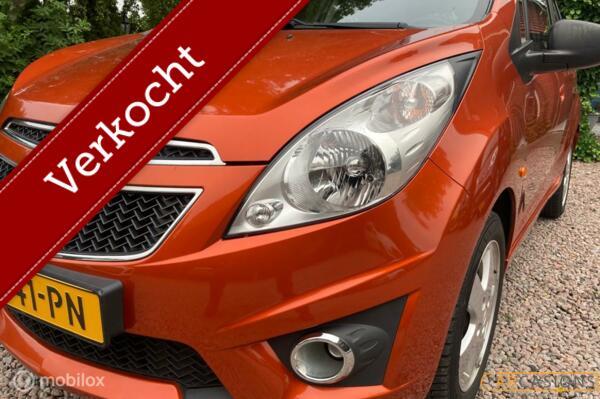 Chevrolet Spark 1.2 16V LT 5-DRS Climate PDC Volle auto!