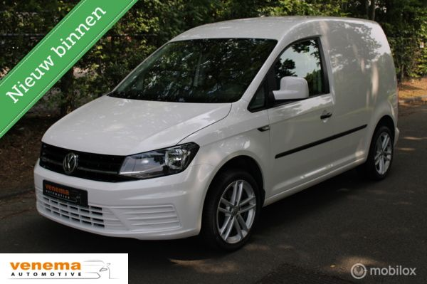 Schitterende Vw Caddy *Highline *Leder *Full Navi >BTW Auto<