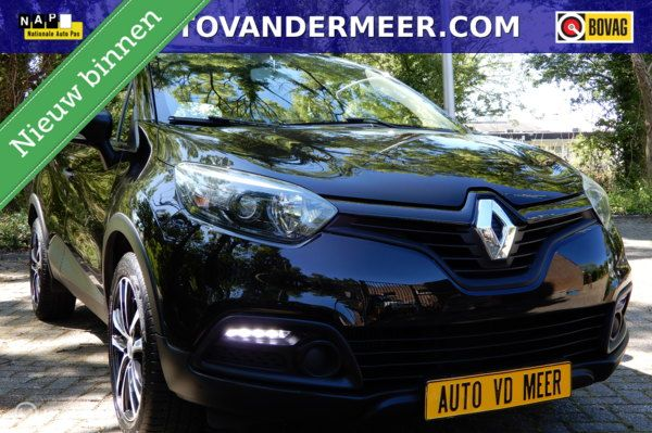 Renault Captur 0.9 TCe LED/PDC/BLUETOOTH/CRUISE CONTROL/ETC.!