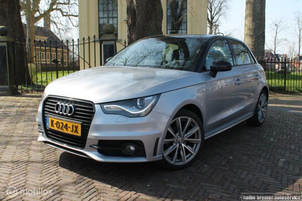 Audi A1 Sportback 1.2 TFSI S-line Attraction
