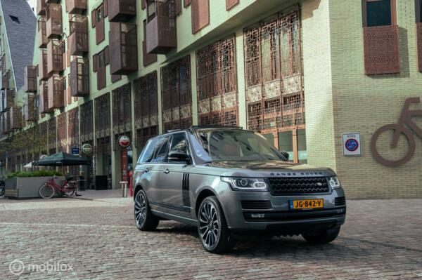 Land Rover Range Rover 5.0 V8 Vogue LWB