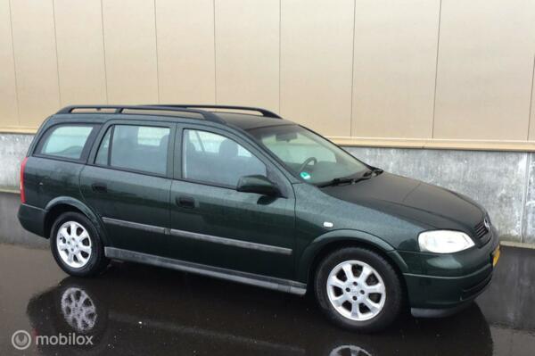Opel Astra Wagon 1.6-16V Comfort AIRCO