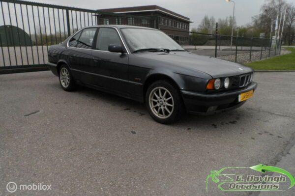 BMW 5-serie E34 520i 1994 Youngtimer!