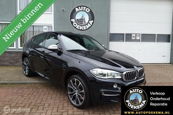 BMW X6 M50d, M-pakket, Bang & olufson geluid, Luchtvering, trekhaak, Bomvol!!!! NW Prijs 165000 euro