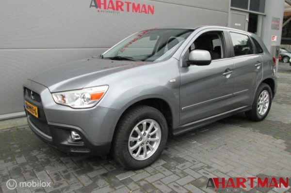 Mitsubishi ASX - 1.6 Intro Edition ClearTec Airco Cruisecontrol