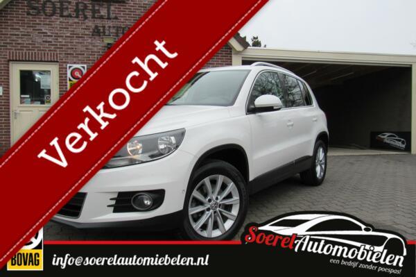 Volkswagen Tiguan 2.0 TDI Sport&Style, cruise,clima, leer, camera