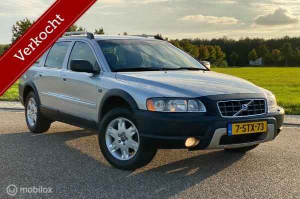Volvo XC70 2.5 T Topstaat