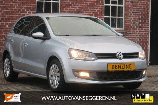 Volkswagen Polo 1.4-16V Comfl/clima/stoelverw./80.000 km !!
