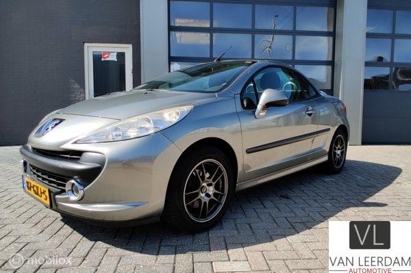 Peugeot 207 CC 1.6 VTi Sublime