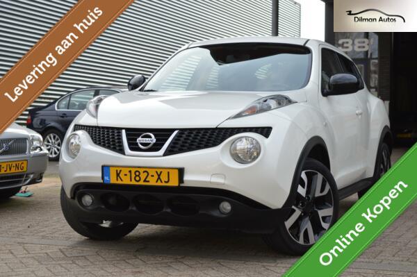 Nissan Juke 1.6 Connect Edition 2014|Navi|Camera|96000 km!!